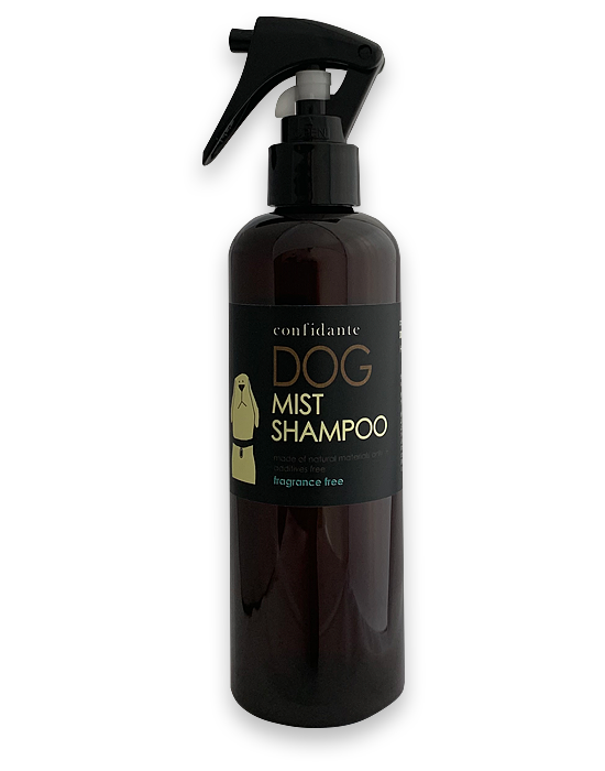 Dog Mist Shampoo fragrance free
