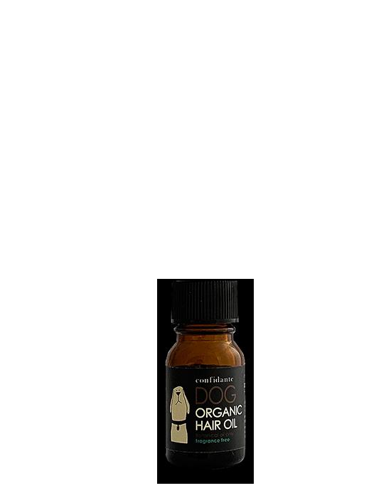 Dog Hair oil fragrance free