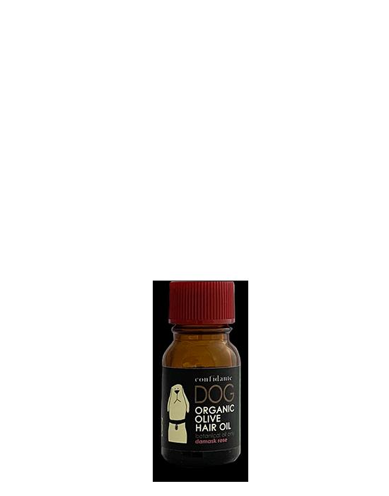 Dog Hair oil damask rose