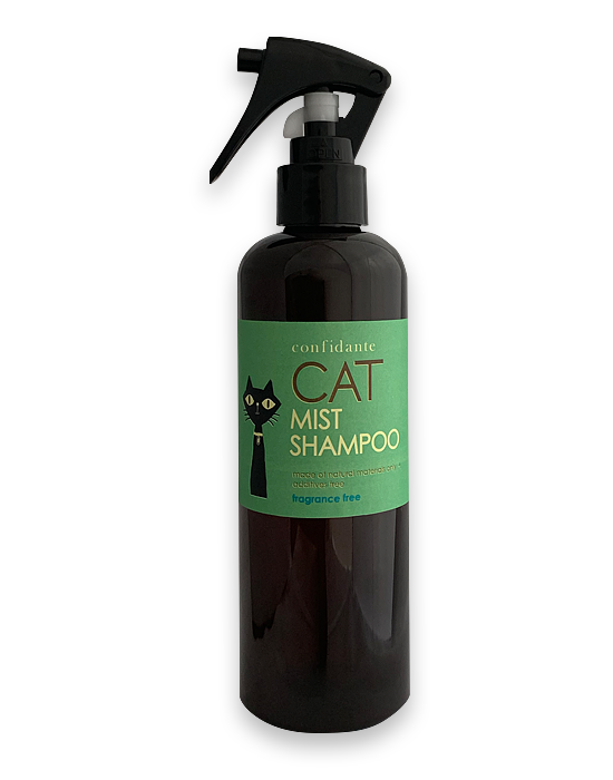 Cat Mist Shampoo fragrance free